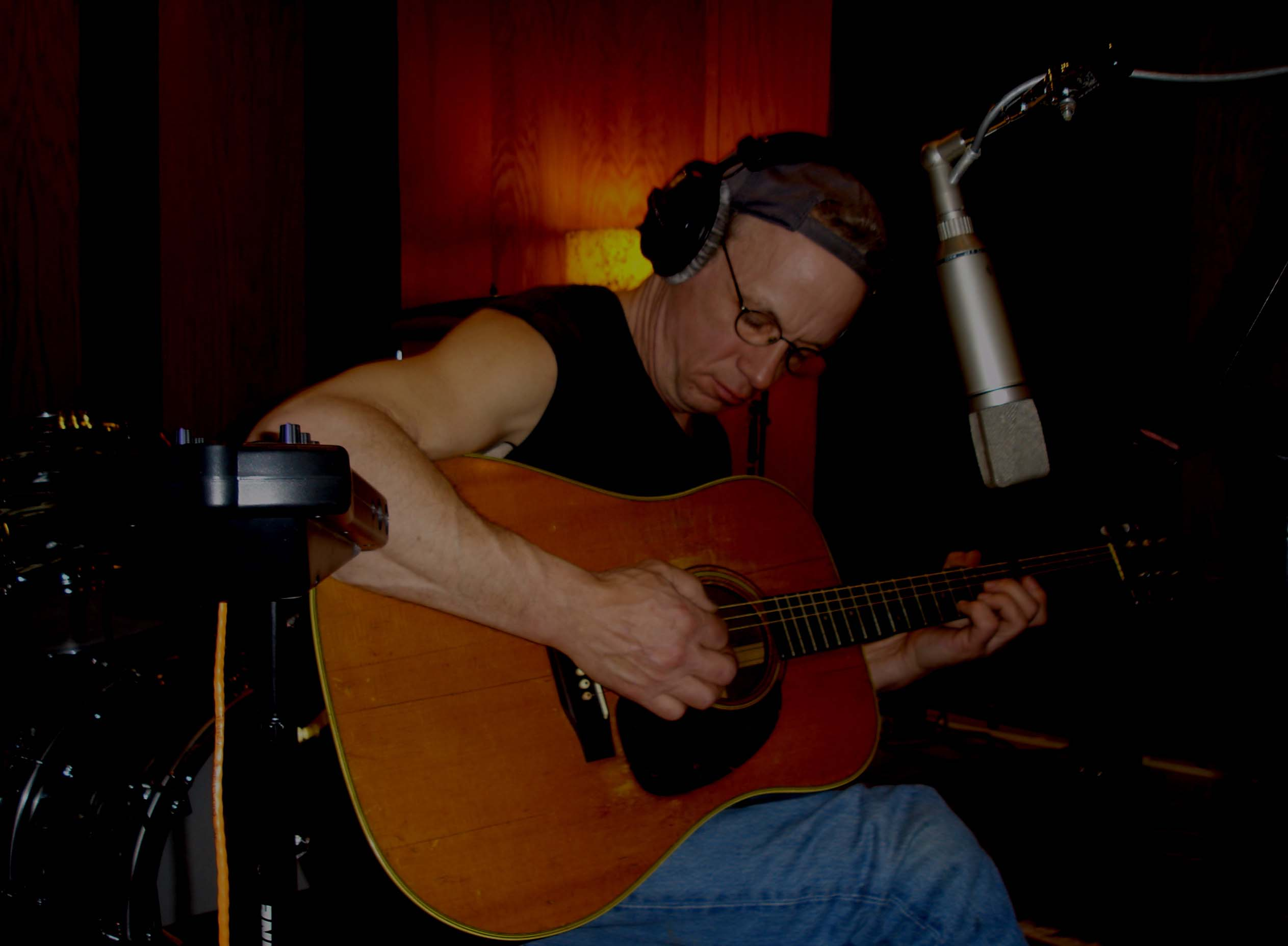 Gary Rand: Electric and Acoustic Guitars, Lead Guitar, Bass, Vibes, Piano, Backing Vocals