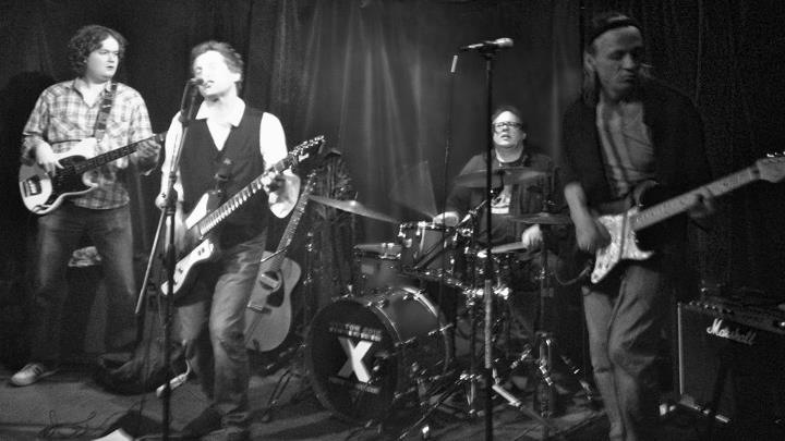 International Pop Overthrow 2012 with Marc Hickox, Andy Plastaid and Gary Rand